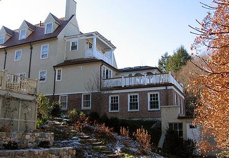 Boston residential architect kitchen design home renovations
